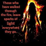 walking out of 2019 ablaze